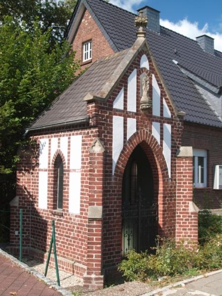 Die Kapelle an der Langen Straße