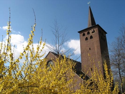 die 4. St. Nikolaus-Kirche