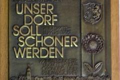 Bronzeplakette 1995